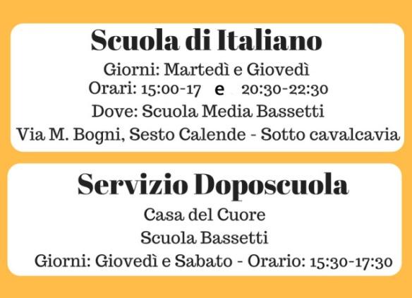 SCUOLA DI ITALIANO | CITTADINI DEL MONDO